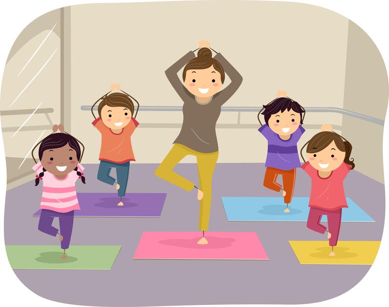 Corso Yoga Bimbi