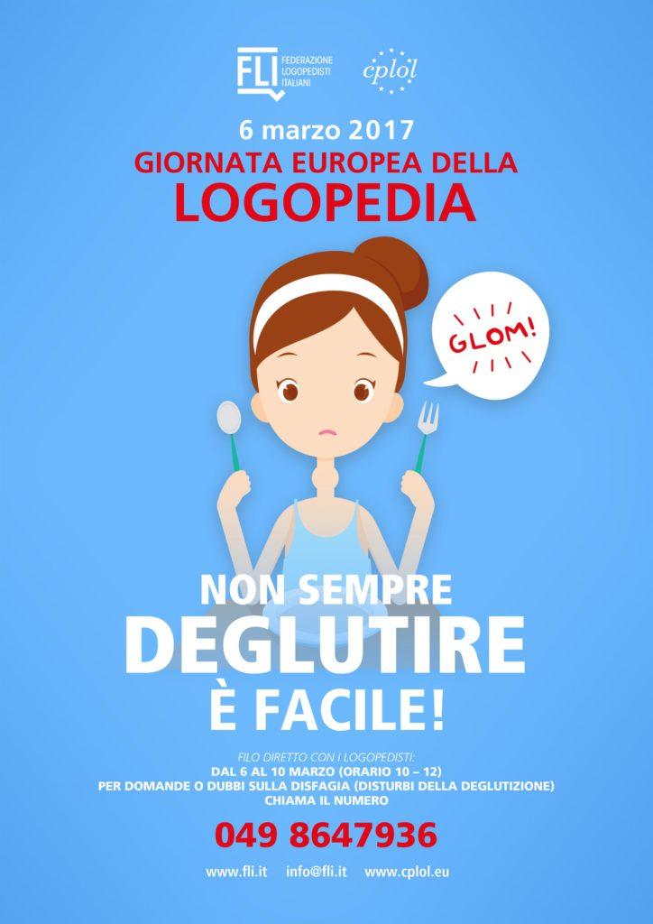 6 marzo 2017 Giornata Europea della Logopedia