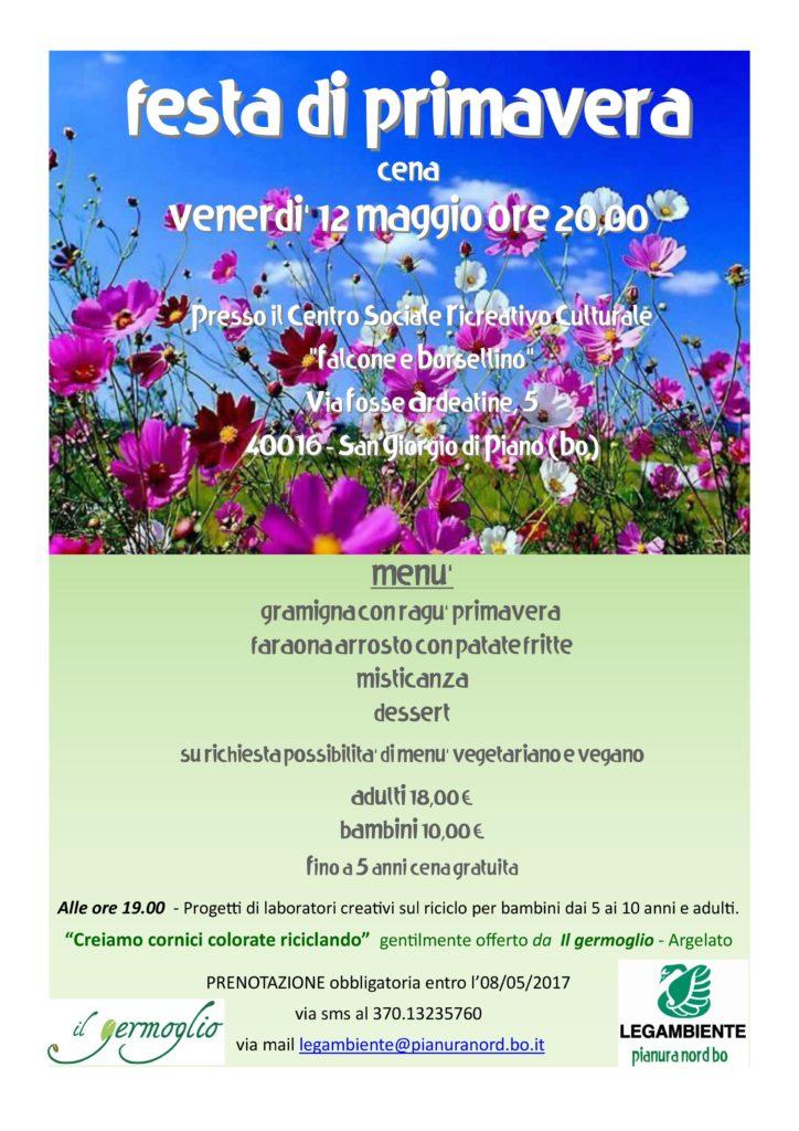 Festa di Primavera Legambiente