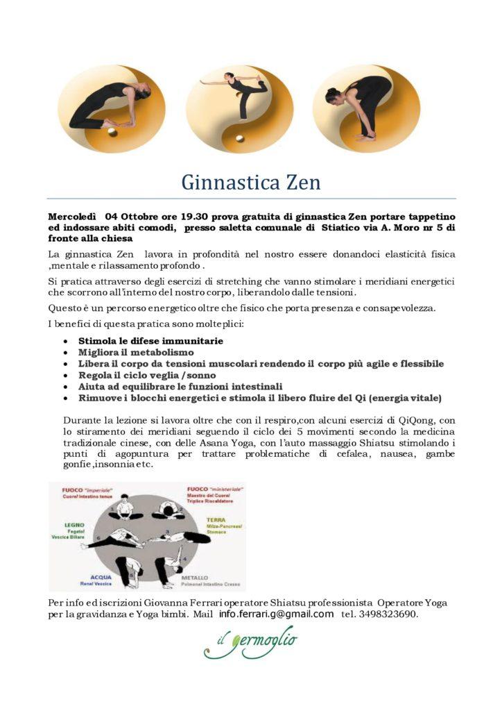 Ginnastica Zen